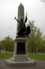 Crispus Attucks Memorial, Boston, Ma